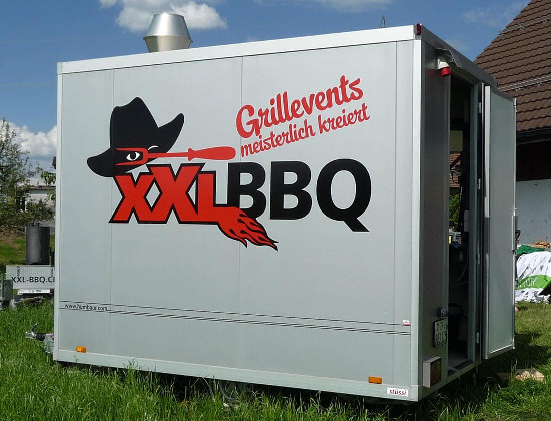 XXL BBQ - Smoker Box