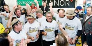 48h Dauergrillen - Offizieller Guiness Weltrekordversuch