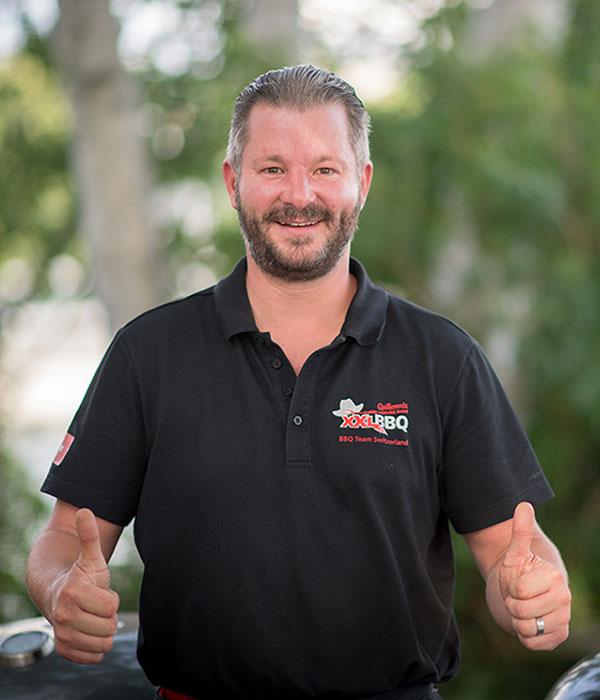 Freddy Camerer - Grillchef