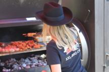 Sara machts bei XXL BBQ