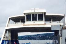 BBQ-Fähre auf dem Zürichsee