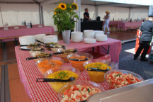 100 Jahre Ernst and Young - Catering
