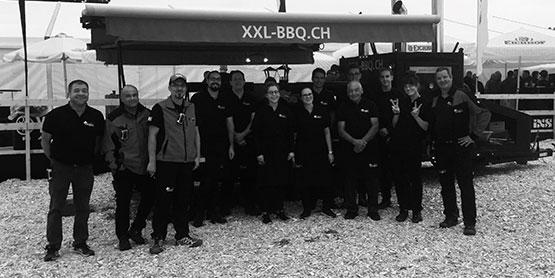 Team von XXL BBQ