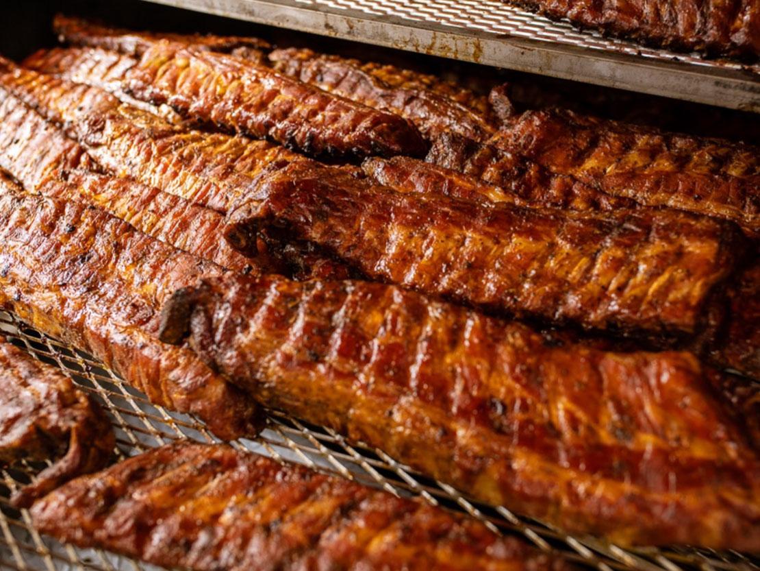 Grill Fleisch von XXL BBQ